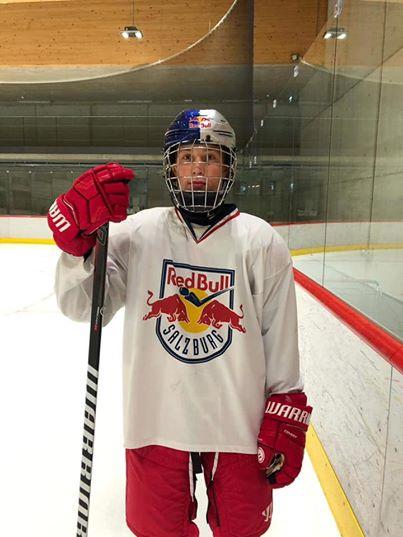 Jeppe Muller Til Red Bull Hockey Academy